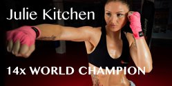 Julie Kitchen Muay Thai