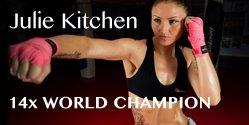 Julie Kitchen Muay Thai