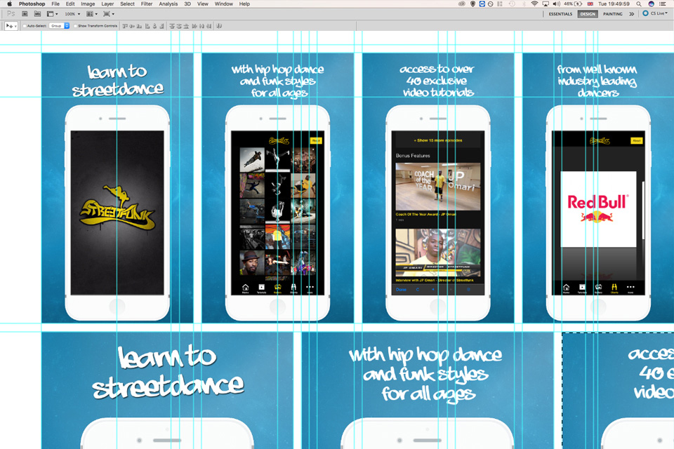 Brighton's Streetfunk Mobile Application In Development By Hove Digital