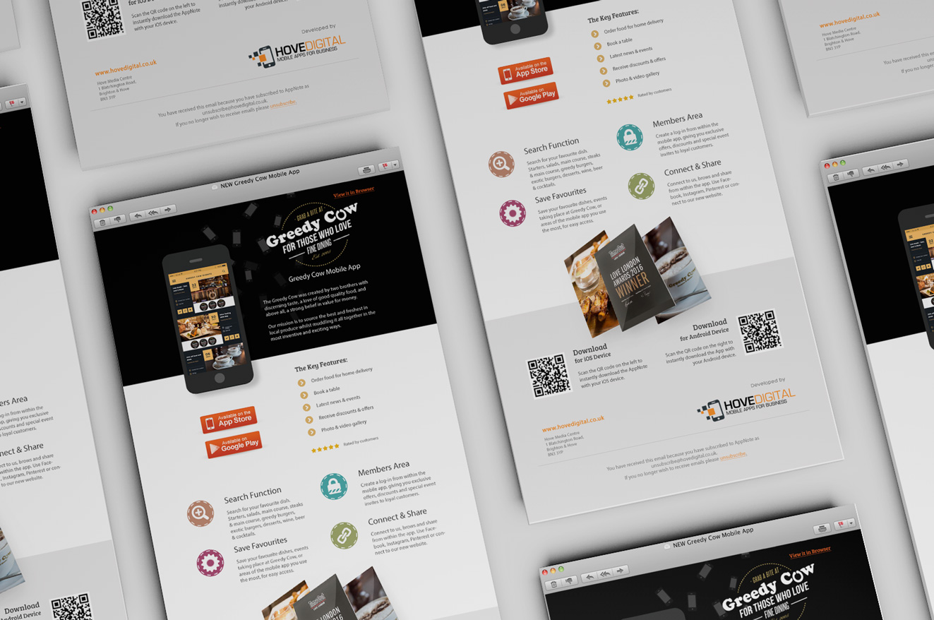App Marketing – Hove Digital